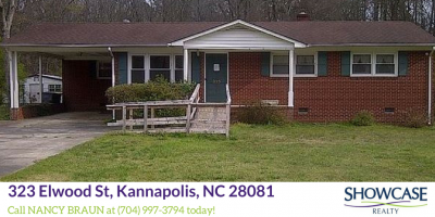 Kannapolis Homes for Sale