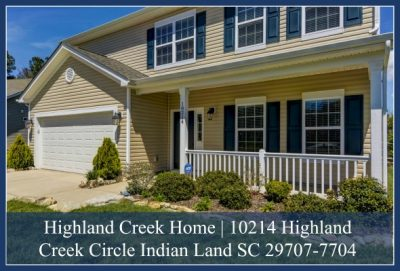 Homes in Indian Land SC