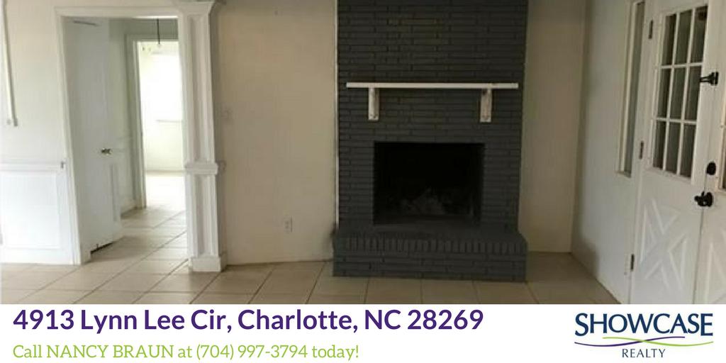 4913 Lynn Lee Cir, Charlotte, NC 28269 | Home for Sale