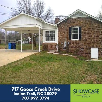 Indian Trail NC Homes