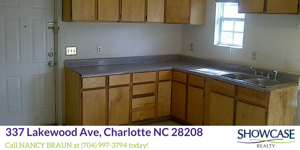 337 Lakewood Ave Charlotte NC Home for Sale