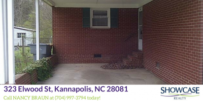 Homes in Kannapolis NC