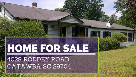 Catawba SC Homes for Sale