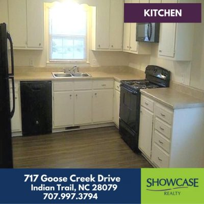 Homes in Indian Trail