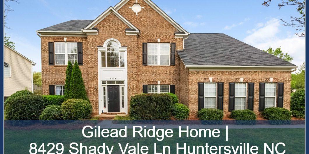 Huntersville NC Homes