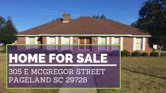 Pageland SC Homes for Sale