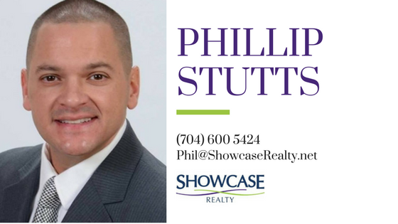 Showcase Realty Welcomes Charlotte NC REALTOR® Phillip Stutts