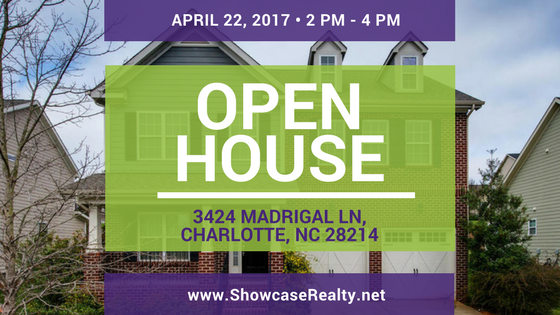 OPEN HOUSE: 3424 Madrigal Ln Charlotte NC 28214 | Home for Sal