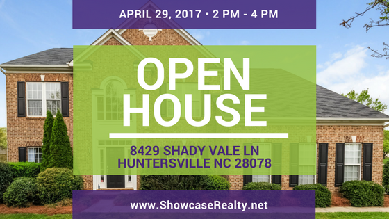 Homes in Huntersville