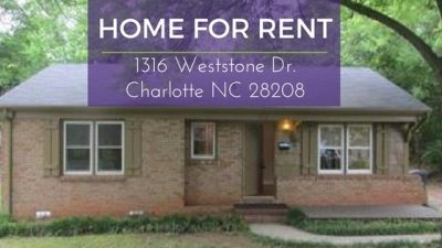 Real Estate Properties for Rent in Charlotte