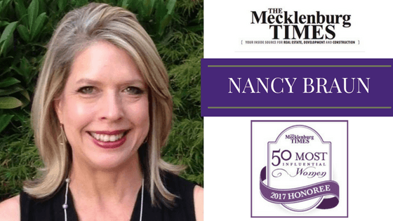 Nancy Braun Best Real Estate Agent in Charlotte NC