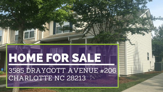 Coming Soon: 3585 Draycott Ave Charlotte NC Home for Sale - Be the proud homeowner of Charlotte home.