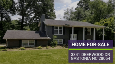 Home for Sale in Gastonia NC
