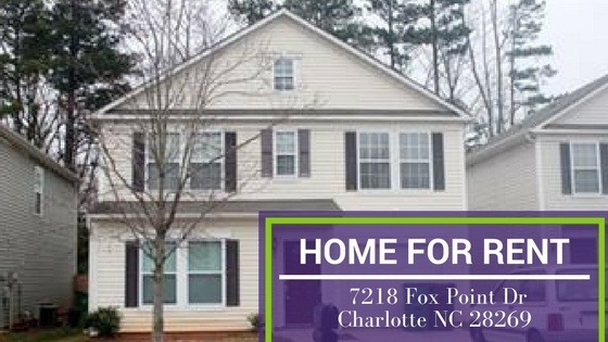 Charlotte NC Homes for Rent