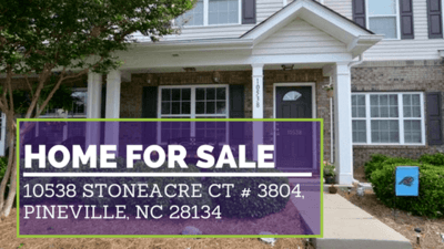 Pineville NC Homes for Sale