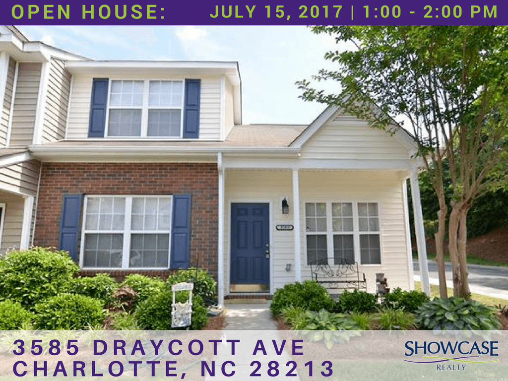 3585 Draycott Avenue #206 Charlotte NC 28213