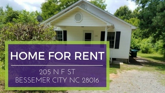 Bessemer Real Estate Properties for Rent