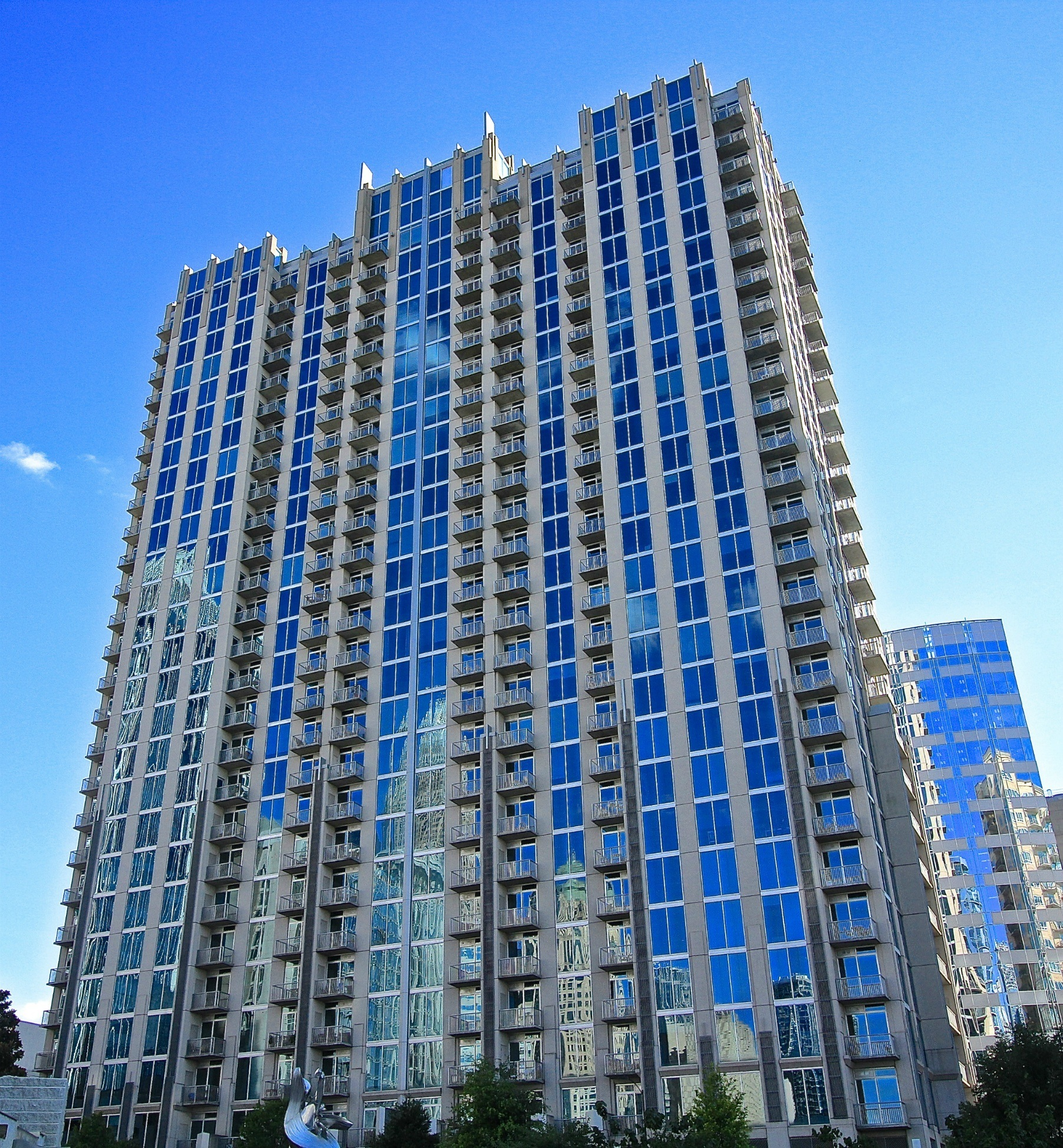 Apartments In Charlotte Nc: The Catalyst Apartments, Uptown