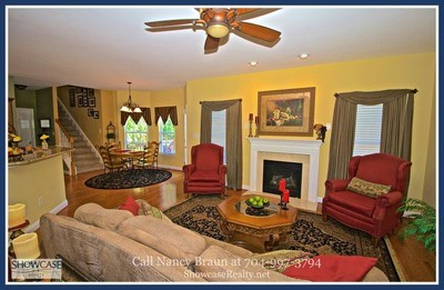 Concord NC Pool Homes for Sale