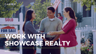 Charlotte NC Real Estate Agent Career at Showcase Realty LLC