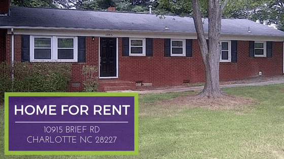 Real Estate Properties for Rent in Charlotte NC