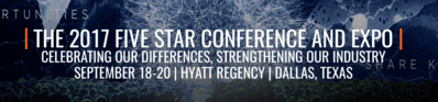 Start Networking Now   The 2017 Five Star Conference