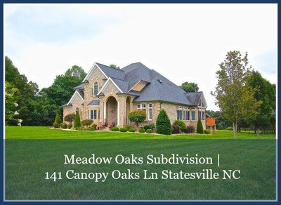 Statesville NC Real Estate Properties for Sale
