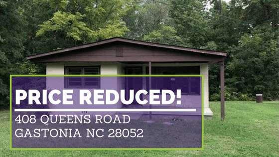 408 Queens Road Gastonia NC 28052   Home for Sale