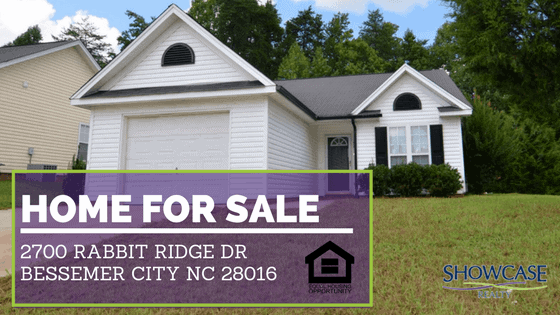 2700 Rabbit Ridge Dr Bessemer City NC 28016 | Home for Sale