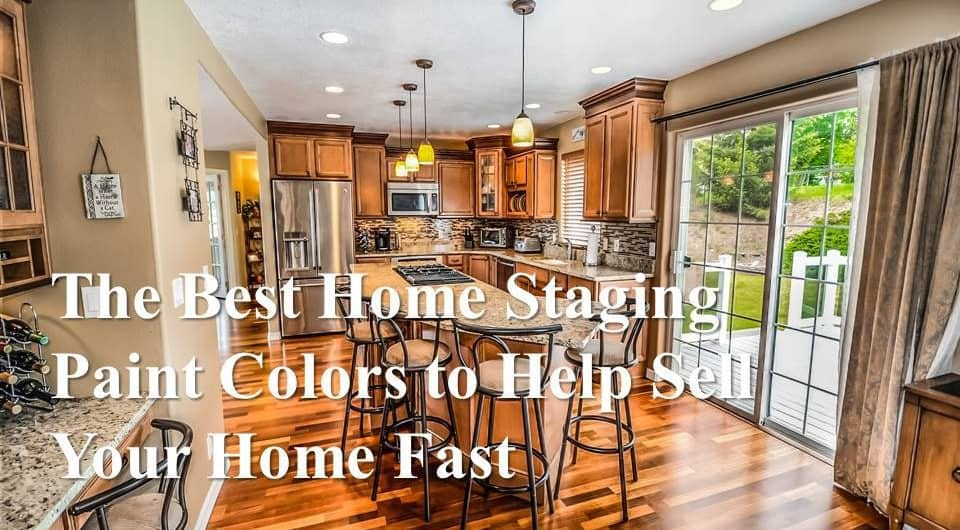 The best home staging paint colors for Paint colors to sell your home 2017