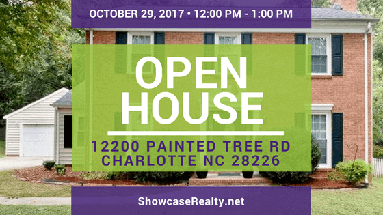 Home for Rent Open House: 12200 Painted Tree Rd Charlotte NC 28226