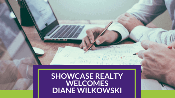Showcase Realty has a New Lender Partner: Diane Wilkowski