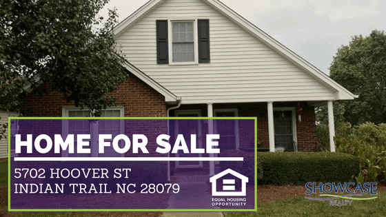 5702 Hoover St Indian Trail NC 28079 | Home for Sale5702 Hoover St Indian Trail NC 28079 | Home for Sale