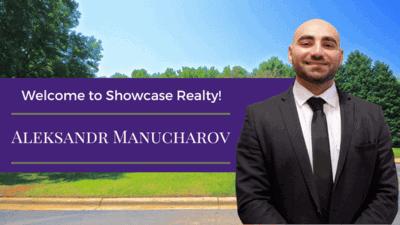 Showcase Realty Welcomes REALTOR® Aleksandr Manucharov