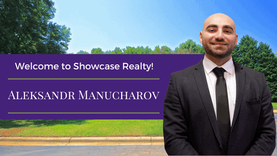 Showcase Realty Welcomes REALTOR® Aleksandr Manucharov