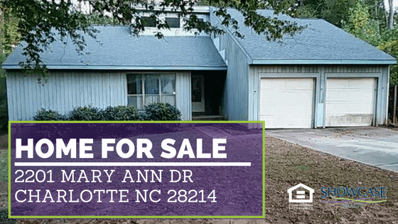 2201 Mary Ann Dr Charlotte NC 28214 | Home for Sale