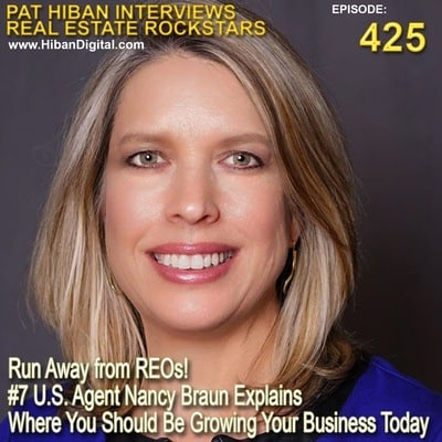 Where Should You Be Growing Your Business, Pat Hiban Interviews Nancy Braun