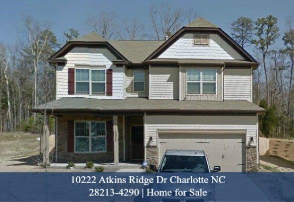Creekside at Wyndham Place Charlotte NC Homes for Sale
