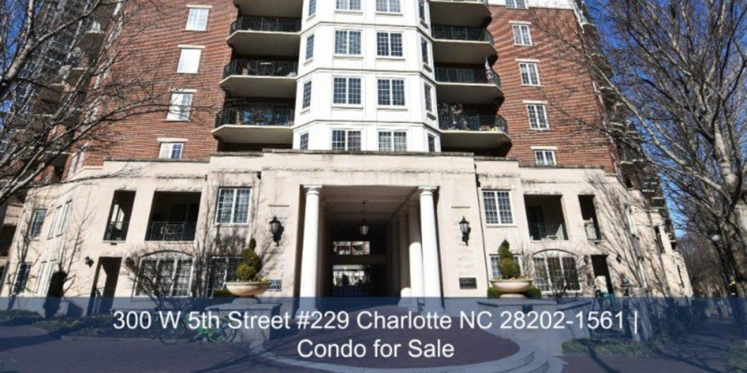 Charlotte NC Condominiums