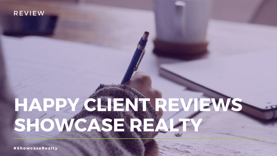 Another Happy Client Reviews Showcase Realty Charlotte NC Real Estate Agents