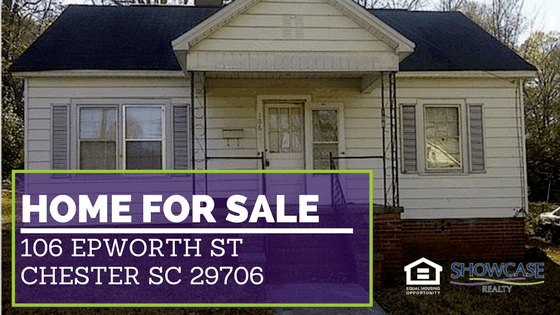 106 Epworth St Chester SC 29706 | Home for Sale