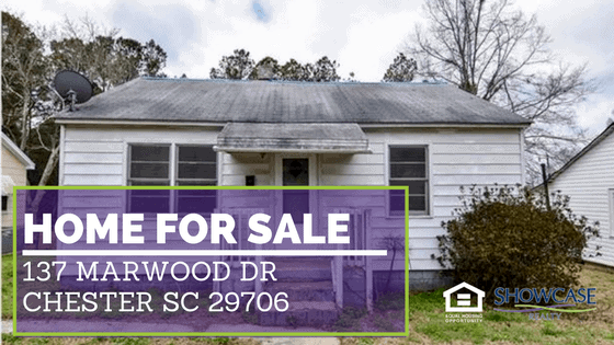 137 Marwood Dr Chester SC 29706 | Home for Sale