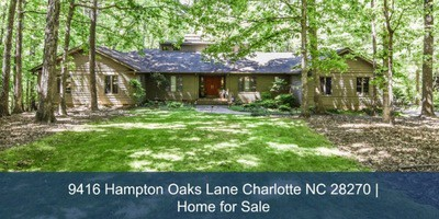 Providence Plantation Charlotte NC Homes