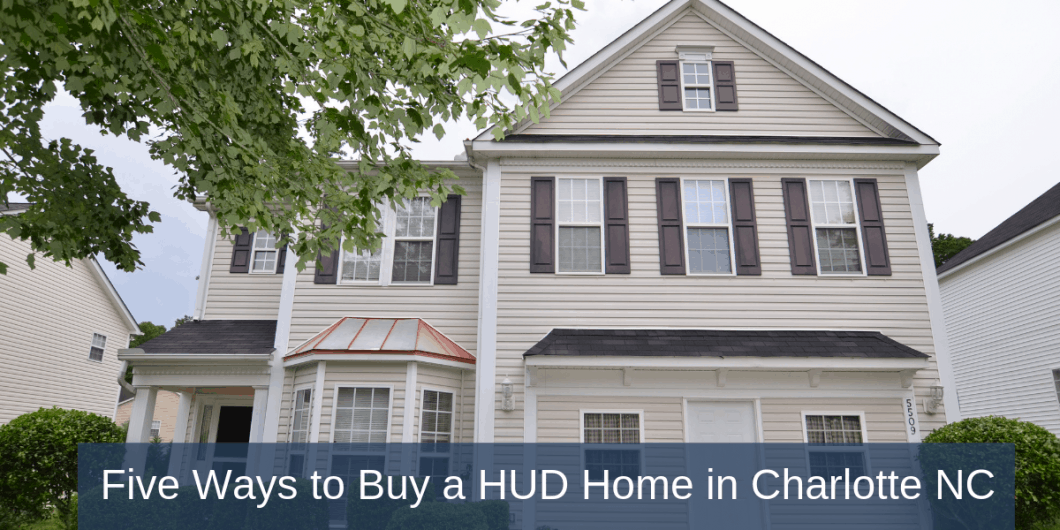 Charlotte NC Homes for Sale -Discover how to own HUD homes in Charlotte NC.