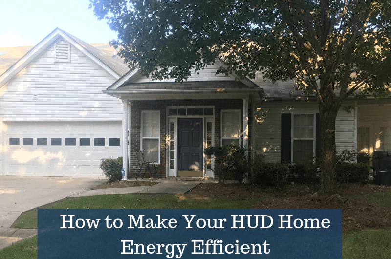 Charlotte NC Homes - Discover how to increase the energy efficiency your Charlotte NC HUD home.