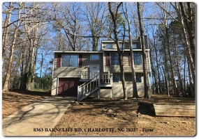 8363 Barncliff Road,Charlotte,Mecklenburg,North Carolina,United States 28227,3 Bedrooms Bedrooms,2 BathroomsBathrooms,Home,Barncliff Road,1337
