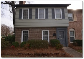 4500 Central Avenue #A,Charlotte,Mecklenburg,North Carolina,United States 28205,3 Bedrooms Bedrooms,2 BathroomsBathrooms,Home,Central Avenue #A,1338