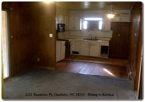 1121 Bannister Place,Charlotte,Mecklenburg,North Carolina,United States 28213,3 Bedrooms Bedrooms,1.5 BathroomsBathrooms,Home,Bannister Place,1340